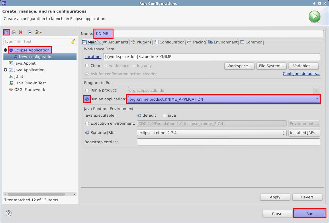 Generating KNIME Nodes for External Tools — SeqAn 1 4 2 documentation